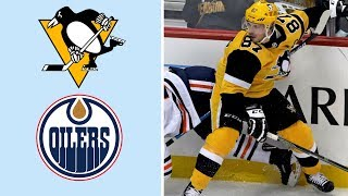 Download Pittsburgh Penguins vs. Edmonton Oilers | EXTENDED HIGHLIGHTS | 2/13/19 | NHL | NBC Sports Video