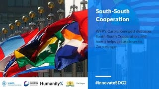 Download VAM Global Meeting 2017: WFP and South-South Cooperation Video