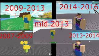 Download Correcting Old ROBLOX Simulators: ANIMATIONS! Video
