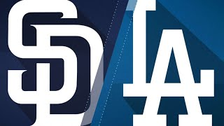 Download Padres belt four homers to defeat Dodgers: 5/26/18 Video