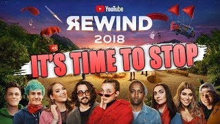 Download It's Time To Stop YouTube Rewind Video