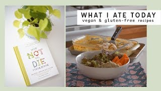 Download What I Ate Today: Healthy Vegan Recipes Video