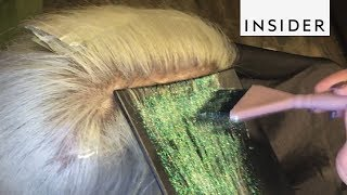Download Glitterage is the Sparkliest New Hair Trend Video