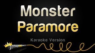 Download Paramore - Monster (Karaoke Version) Video