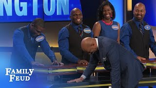 Download Hypnotize the BOSS and ask for this? | Family Feud Video