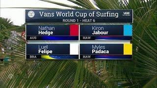 Download 2016 Vans World Cup: Round One, Heat 6 Video