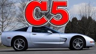 Download Regular Car Reviews: 2001 Chevrolet Corvette C5 Video
