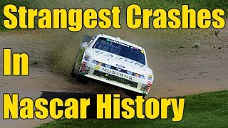 Download Strangest Crashes In Nascar History Video