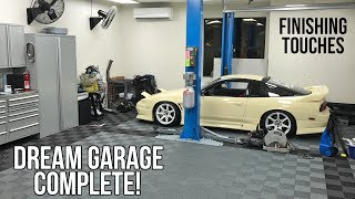 Download The Dream Garage is COMPLETE! Video