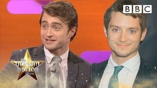 Download Harry Potter Look A Likes - The Graham Norton Show - Series 10 Episode 15 - BBC One (943.56M) Video