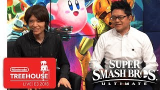 Download Super Smash Bros. Ultimate Gameplay Pt. 1 - Nintendo Treehouse: Live | E3 2018 Video