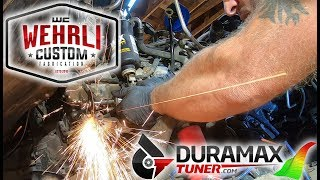 Download Truck Upgrades with Duramaxtuner and Wehrli Custom Fab: Day 2 Video