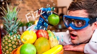 Download How To Make Fizzy Fruit!!! Video