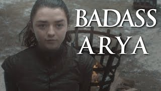 Download Badass Arya Stark Scenes - 1080p Video
