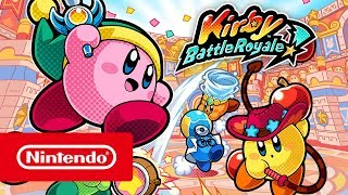 Download Kirby Battle Royale – Launch Trailer (Nintendo 3DS) Video