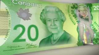 Download Canada's New Polymer Bank Notes—Made to Last Video