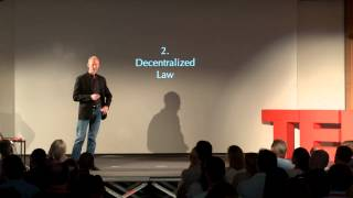 Download The four pillars of a decentralized society | Johann Gevers | TEDxZug Video