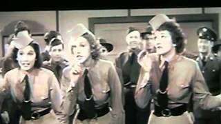 Download Andrews Sisters Boogie Woogie Bugle Boy Video