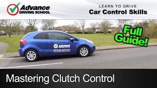 Download Mastering Clutch Control   Learning to drive: Car control skills Video