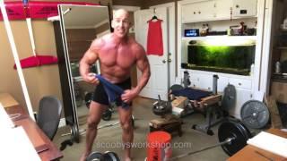 Download Weird leg, shoulder, and arm workout but NO TRICKS! Video