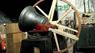 Download A bell on the testing stand at Taylors Video