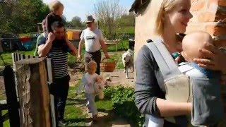Download Family Life in Rural Ukraine, episode 17: Easter Day 2016 Video