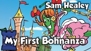 Download My First Bohnanza Review - with Sam Healey Video