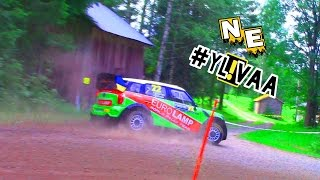 Download NESTE RALLY FINLAND 2016 | SS2 - Mökkiperä | ALL CARS Video