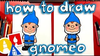 Download How To Draw Gnomeo From Sherlock Gnomes Video