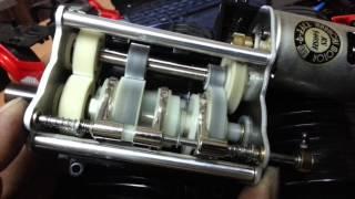 Download Tamiya Scania 3 speed gearbox with Hitec Aurora 9 Video
