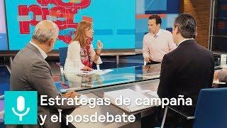 Download Estrategas de campaña hablan del primer debate presidencial - Despierta con Loret Video