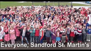 Download 'Where the heck is Matt?' week film 2016 - Sandford St. Martin's CE VA Primary School Video