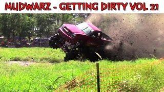 Download MUDWARZ - GETTING DIRTY VOL 21 - MUD BOG ACTION Video