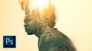 Download Double Exposure Photo Effect Photoshop Tutorial Video