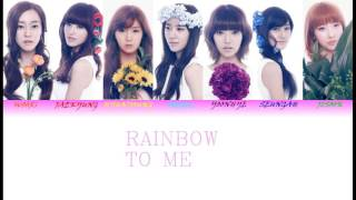 Download Rainbow - To Me ( Color Coded Lyrics ) Video