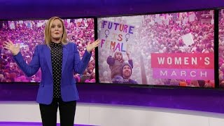 Download Who March the World? Girls.   Full Frontal with Samantha Bee   TBS Video