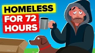 Download I Went Homeless For 72 Hours (REAL CHALLENGE) Video