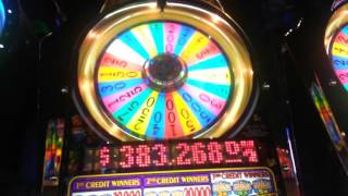 Download AMAZING Run with $20 - Wheel of Fortune Slot - HUGE WIN!! Video