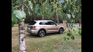 Download VW Touareg 2019 test PL i technika Matrix LED oraz Night Vision Pertyn Ględzi Video