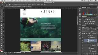 Download How To Create Web Graphics Automatically with the NEW Photoshop CC Generator Video