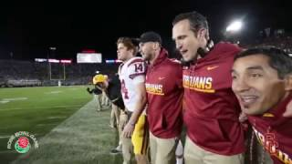 Download Sights and Sounds: The Rose Bowl - USC vs. Penn State Video