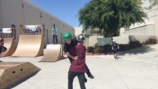 Download REUNITED WITH TANNER FOX AT PRORIDE!! Video