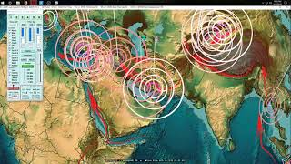 Download 4/17/2018 - Earthquakes strike across North America - New eruption in Philippines Video