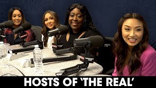 Download Hosts of The Real On Why Tamar Braxton Really Left The Show, Girl Chat + More Video