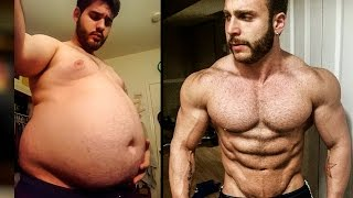 Download Crazy Fat To Strong Body Transformations! Men Before & After New Year 2017 Video