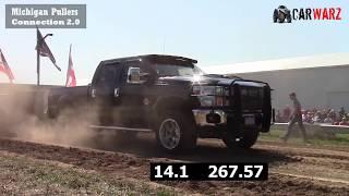 Download Street Diesel Truck Class At West MI Pullers In Kent City Michigan 2017 Video