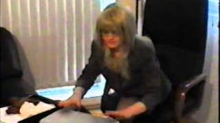 Download Amputee Woman LHD Julia Krelova Business Woman Video