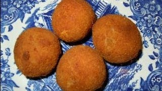 Download Fried Bread Ball recipe (Episode 18) by ruptushDiner Video