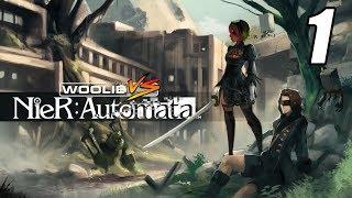 Download Woolie VS NieR Automata (Part 01) Video
