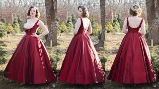 Download Making a 1950s Evening Gown - Vogue 191 Video